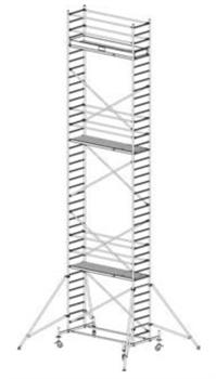Алюминиевая вышка-тура Krause Stabilo 10  11,4м731388 - фото 157167