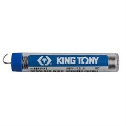 Припой King Tony в пластиковой колбе 6BF11-17 - фото 170814