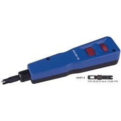 Инструмент для заделки проводов King Tony тип 66 и 110/88 6AH14 - фото 170871