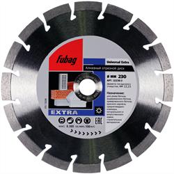 Алмазный диск Fubag Universal Extra 230x22.2мм - фото 170949