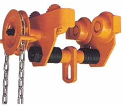 Приводная тележка для тали OLYMP OLGT 5.0 т 6 м OL35506 - фото 171070