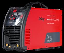 Сварочный инвертор Fubag INTIG 400 T AC/DC PULSE с горелкой FB TIG 26 5P 4m - фото 171252