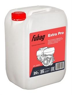 Моторное масло Fubag Extra Pro (SAE 5W-40) 20л для  дизельных и четырехтактных бензиновых двигателей - фото 171555
