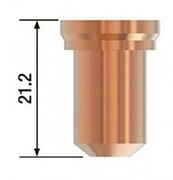 Плазменное сопло Fubag 1,1 мм, 50-60А для FB P80, 10 шт. - фото 171629