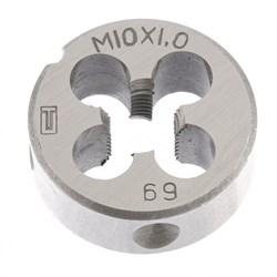 Плашка Сибртех М10x1 мм 77024 купить в Москве - цена, характеристики, фото и описание - SHVEDIK.RU