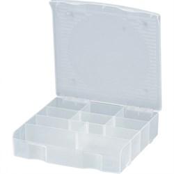 Прозрачный блок для мелочей Сибртех 17x16 см 90722 - фото 251136