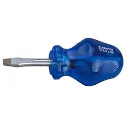 Отвертка Stayer Profi Hi-Tec New SL 6,5 х 38 мм 2-250495-38-6.0 - фото 274075