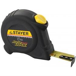 Рулетка Stayer Master Autolock 5 м х 19 мм 2-34126-05-19_z01 - фото 274083