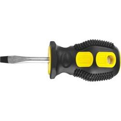 Отвертка Stayer Master Stubby SL 4,7 x 38 мм 2509-38-4.7_z01 - фото 274098
