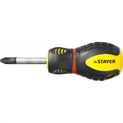 Отвертка Stayer Professional ProTech PH 2 x 38 мм 25132-1-38_z02 - фото 274105