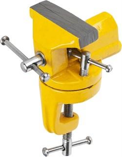 Слесарные тиски Stayer Standard 70 мм 3247-70_z01 - фото 274145