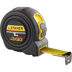 Рулетка Stayer Profi Arex 5 м x 19 мм 3410-05_z01 - фото 274166