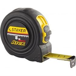 Рулетка Stayer Profi Arex 8 м x 25 мм 3410-08_z01 - фото 274168