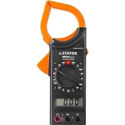 Цифровые токовые клещи Stayer Expert HighDigital 59820 - фото 274179