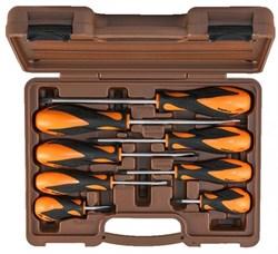 Набор стержневых отверток Ombra BASIC 8 предметов 950008 - фото 277270