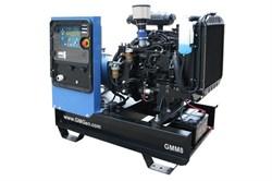 Дизель генератор GMGen GMM8 - фото 277367