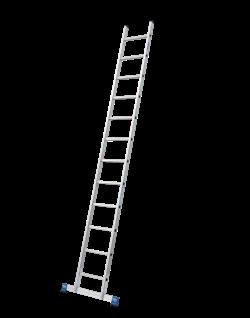Алюминиевая приставная лестница Krause Stabilo 12 ступеней 133106 (127068) - фото 278886
