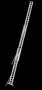 Алюминиевая выдвижная лестница Krause Stabilo 3х16 800763 (810014) - фото 278978