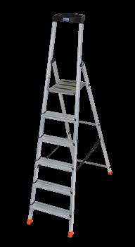 Стремянка Krause Monto Safety 6 ступеней 128966 - фото 282931