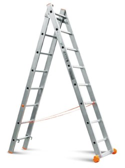 Двухсекционная лестница Эйфель Премьер 2х12