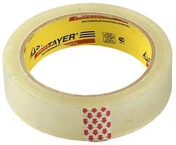 "Упаковочная лента Stayer ""Master"" прозрачная, 25мм 1204-25 - фото 81476"