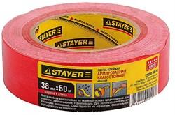 """Монтажная лента Stayer """"Master-Universal"""" армированная, 38мм 12084-38-50 - фото 84461"""