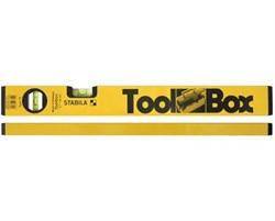 Строительный уровень Stabila 70 Toolbox 43 см 16320 - фото 9361