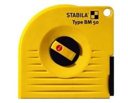 Рулетка Stabila BM 50 W 10м х 13мм 17220 - фото 9548