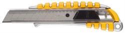 """Строительный нож Stayer """"Master"""" сегментированный 18мм 09143 - фото 95645"""