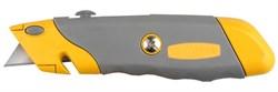 """Строительный нож Stayer """"Professional"""" сегментированный 19мм 09233 - фото 95649"""