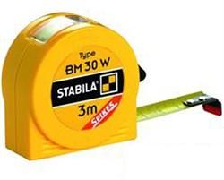 Рулетка Stabila BM 30 W 3м х 16мм 16456 - фото 9573