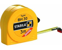 Рулетка Stabila BM 30 5м х 19мм 16451 - фото 9581