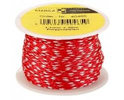 Шнур каменщика Stabila красно-белый 1,7х50 мм 40465 - фото 9612