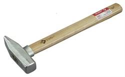 Слесарный молоток ЗУБР оцинкованный, деревянная ручка, 800г 4-20013-08 - фото 96144
