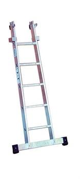 Нижняя секция лестницы для чистки стекол Krause 5 ступеней 802606 - фото 96692