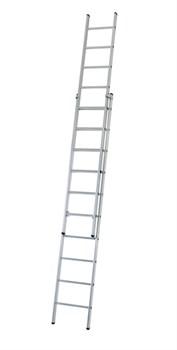 Двухсекционная раздвижная лестница Zarges Z600 2х14 40249 - фото 98955