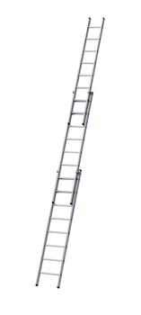 Трехсекционная раздвижная лестница Zarges Z600 3х12 40129 - фото 98958