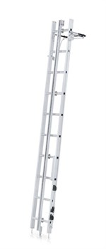 Мачтовая лестница Zarges Z600 10 ступеней, верхняя часть 41918 - фото 99800