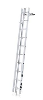 Мачтовая лестница Zarges Z600 62 ступени, комплект из 6 элементов, 55143 - фото 99804