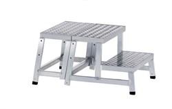 Алюминиевая модульная подставка Zarges, модуль С 40262 - фото 99813