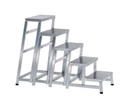 Алюминиевая модульная подставка Zarges, модуль F 40265 - фото 99816