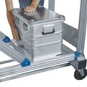 Алюминиевые фиксаторы для ящиков Zarges 43800000
