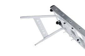Проставка с полкой для инструмента Zarges 40100
