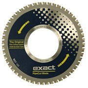 Отрезной диск ТСТ 165 для электротруборезов Exact Pipecut
