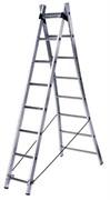 Алюминиевая двухсекционная лестница Centaure ВT2 2x9 263209