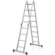 Алюминиевая лестница трансформер Elkop 4x4 M4X4AL
