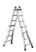 Телескопическая шарнирная лестница Svelt Scalissima 8х8
