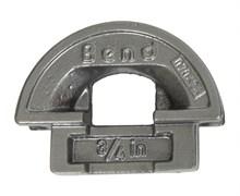 """Гибочный сегмент Small Quick BEND SQB 3/4 для толстостенных труб диаметром 3/4"""""""