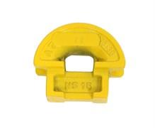Гибочный сегмент Small Quick BEND SQB22/2 для толстостенных труб диаметром 22 мм Big R 44 мм