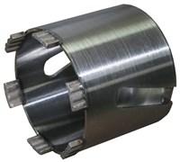 Коронка-подрозетник KERN LASER TURBO М для бетона и кирпича 68мм